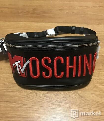 Moschino HM ladvinka Waist Bag
