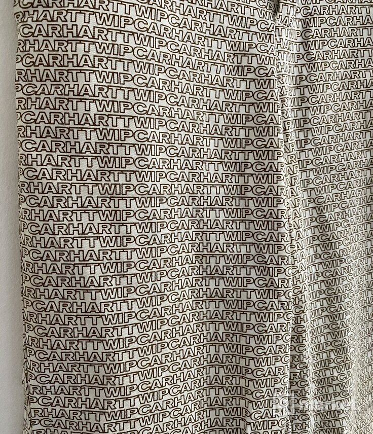 Carhartt all over print logo pants gate nohavice