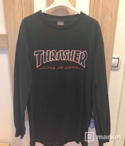 THRASHER longsleeve