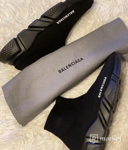 Balenciaga Speed Trainer Black