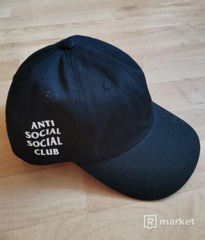 Anti social social club cap