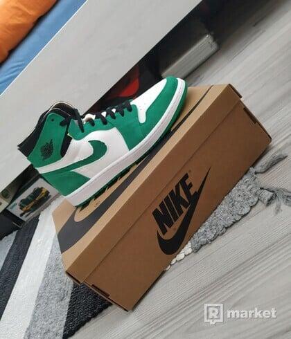 Air Jordan 1 Zoom Stadium Green (W) 44,5EU