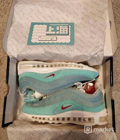 Nike air max 97: SHANGHAI