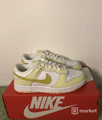 Nike Dunk Yellow Strike