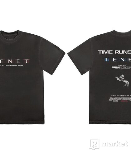 Travis Scott Tenet Official merch