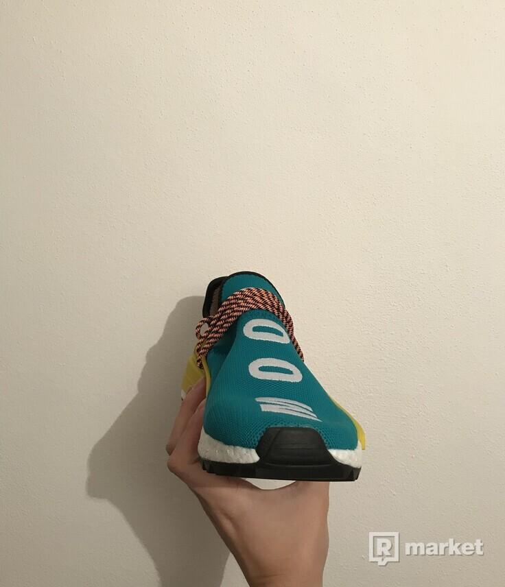 Adidas Human Race Pale Nude