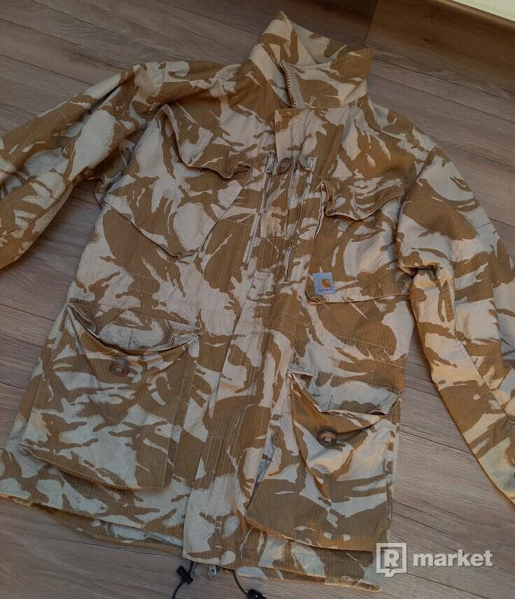 Carhartt desert camo jacket