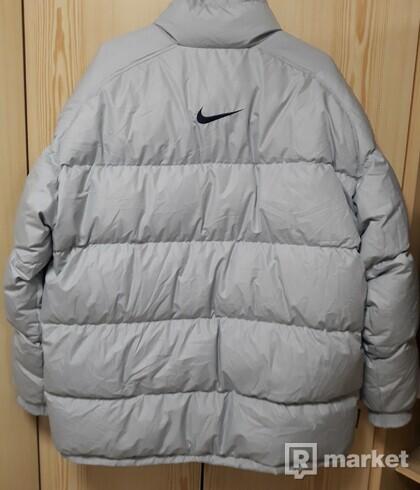 Nike vintage puffer jacket