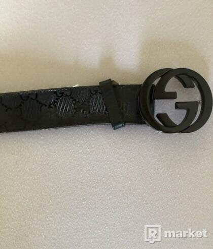SLEVA Gucci pásek