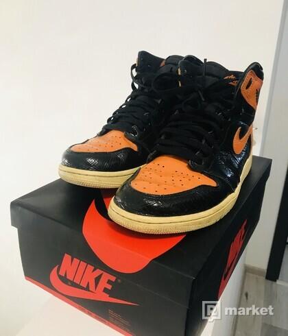 Nike Jordan 1 Shattered Bacbard 3.0