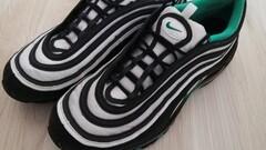 Nike Air Max 97 Black/Emerald