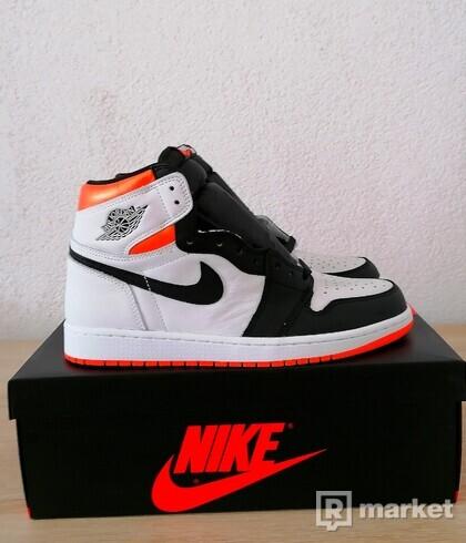 """Air jordan 1 """"Electro Orange"""""""
