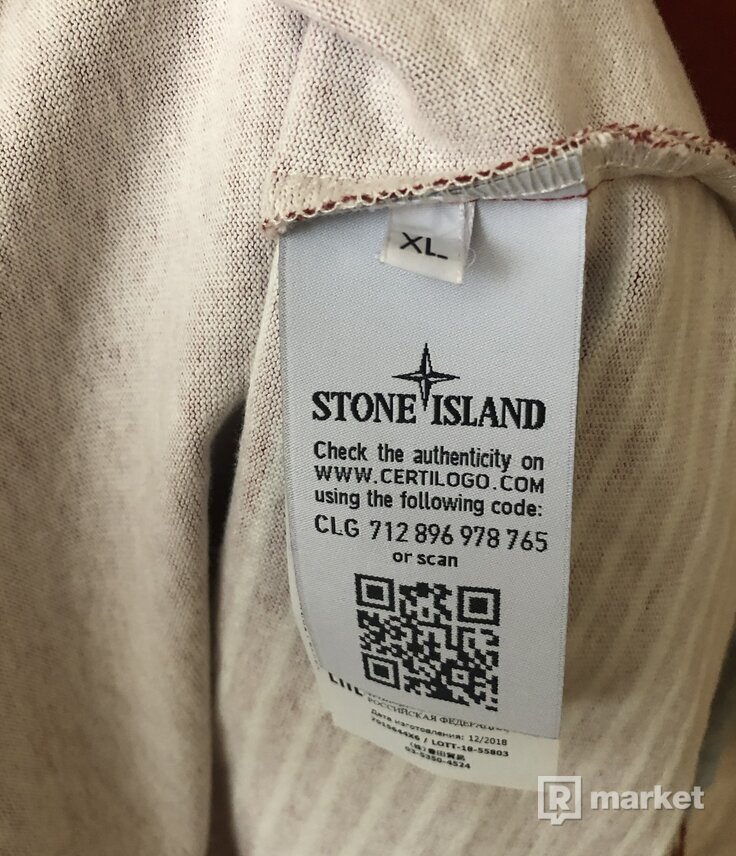 Stone Island longsleeve