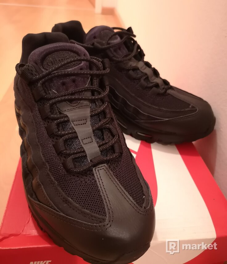 NIKE AIR MAX 95 ANTRAZIT BLACK