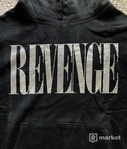 Revenge Rhinestone Nirvana  Hoodie