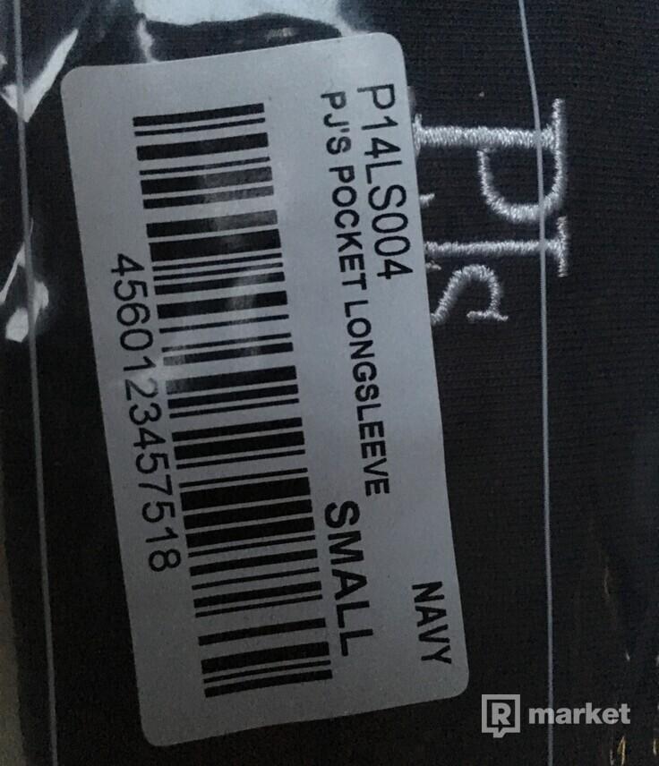 Palace Jeans Pocket Longsleeve