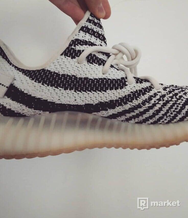 Yeezy - zebra