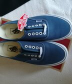 VANS AUTHENTIC Navy Blue