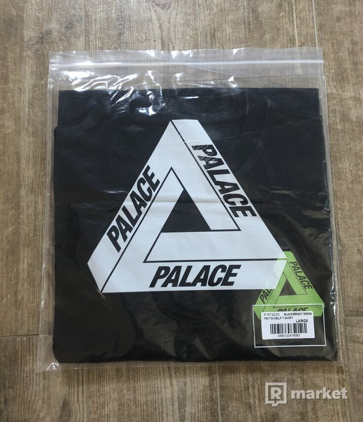 Palace Tri-To-Help bright green