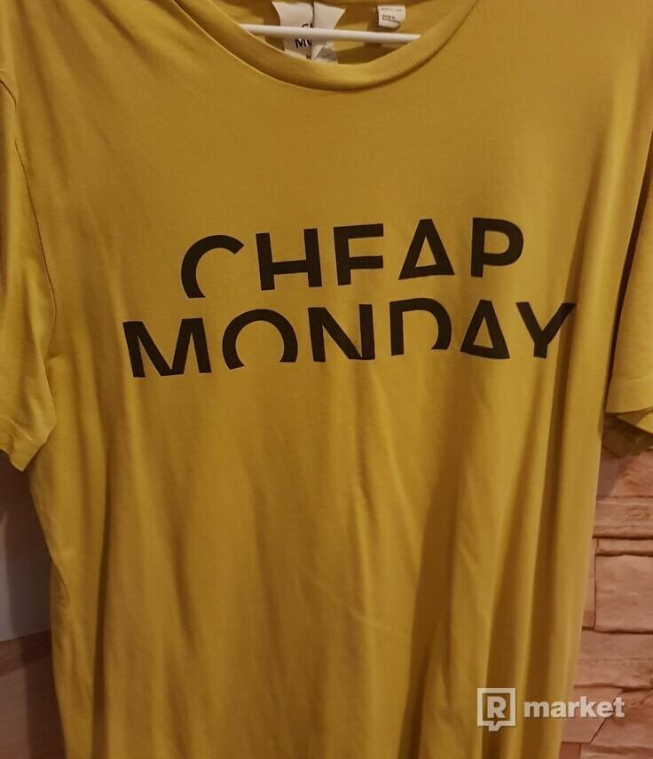Cheap monday pánske tričko