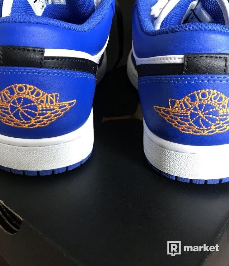 WTS/WTT Nike Air Jordan 1 Low Royal blue