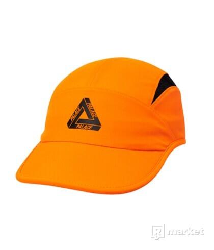 Palace Tri Cool Shell Running Hat Orange