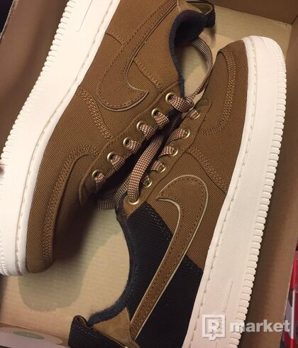 Air Force 1  PRM WIP  Carhartt