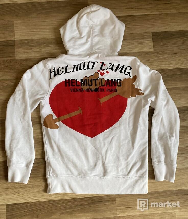Helmut Lang Valentine Standart Hoodie