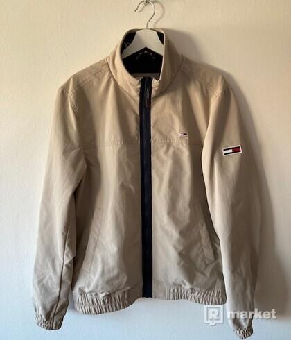 Tommy Jeans nová pánska bunda - veľkosť L