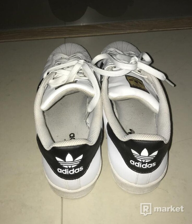 Adidas Superstar (US 11)