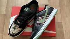 Nike Dunk Low Crazy Camo 47