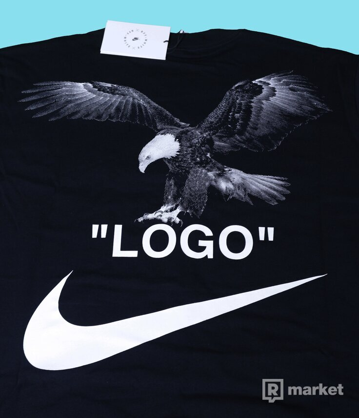 NikeLab x Off White Mercurial NRG tee black