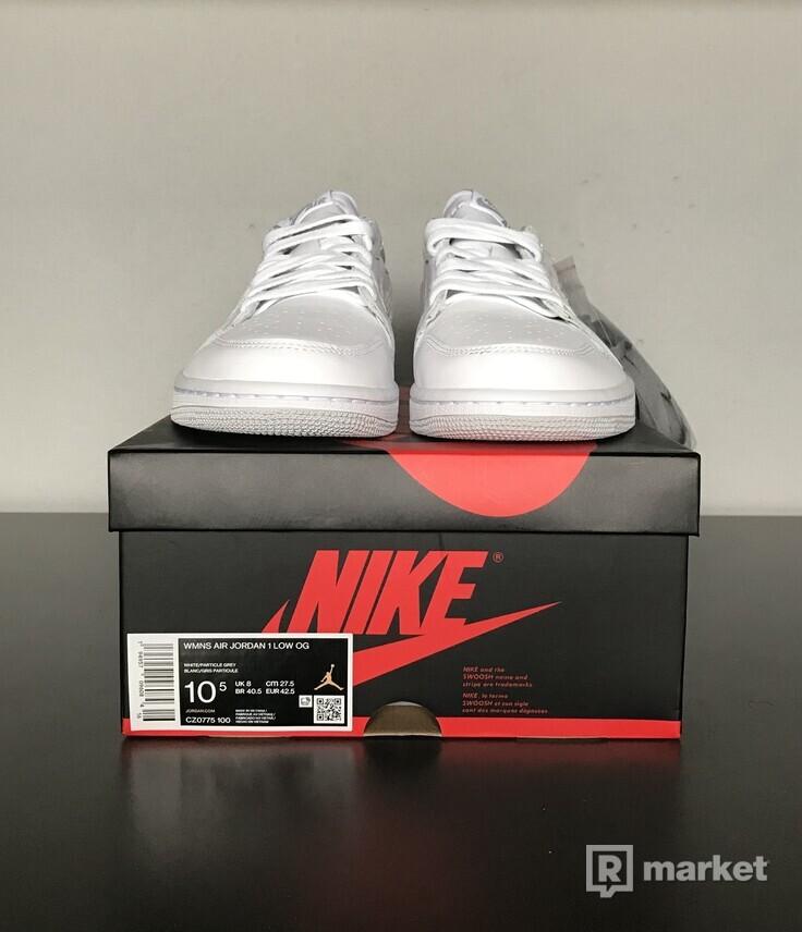 Air Jordan 1 Low Neutral Grey OG