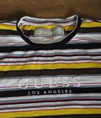 GUESS Ashton Striped Tee