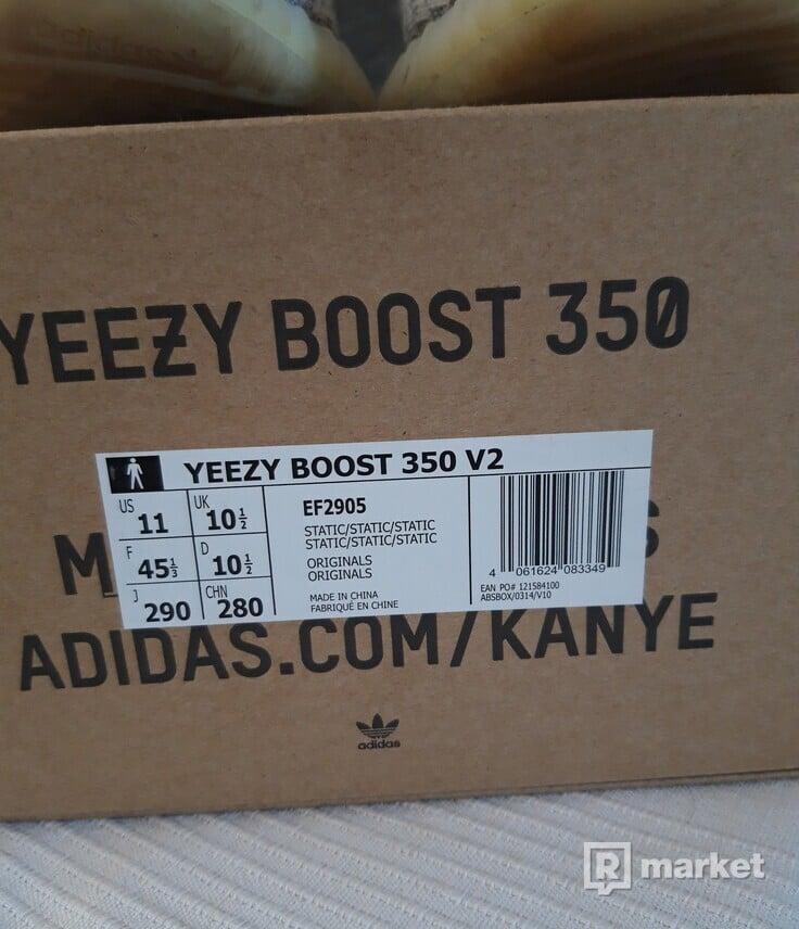 Yeezy 350 static