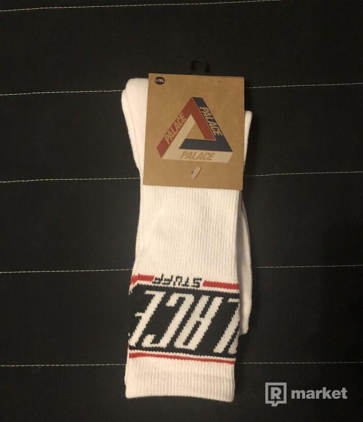 Palace Stuff Socks