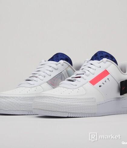 Nike AF1 - Type