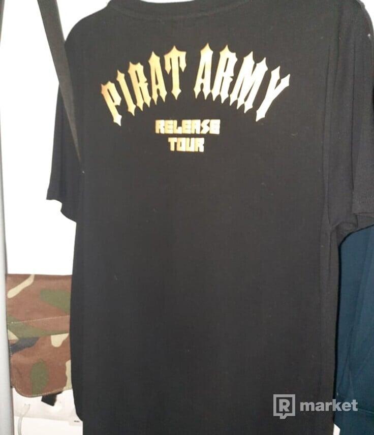 pirat army tricko