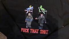 freak clothing hoodie
