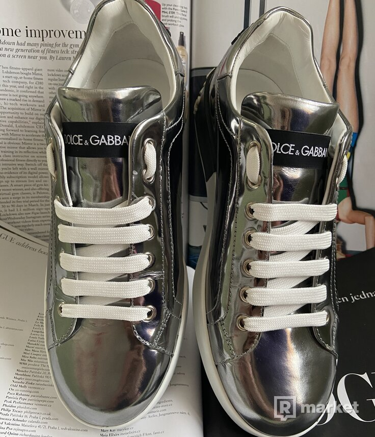 Dolce & Gabbana tenisky vel. 40-41