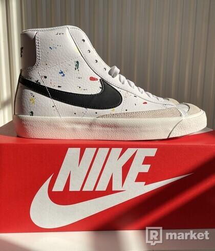 Nike Blazer Mid 77 Paint Splatter (GS) EU 40