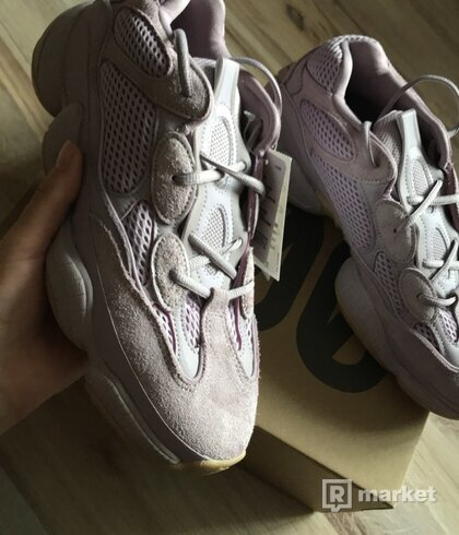 "Adidas Yeezy 500 "" soft vision """