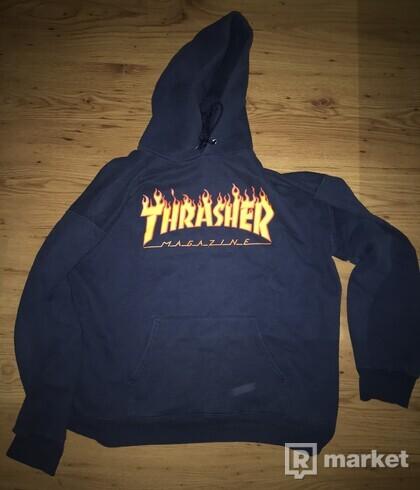 Thrasher Modra