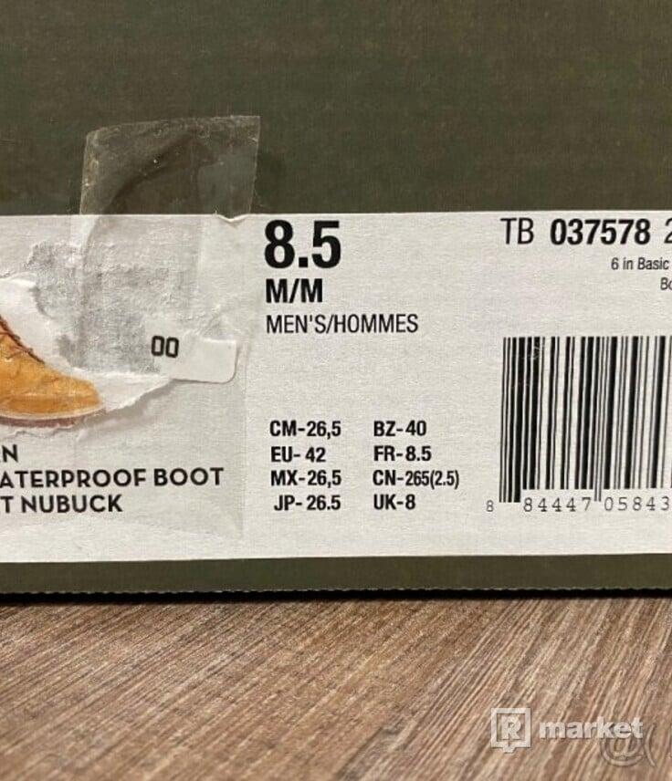 predám Timberland zimné boty