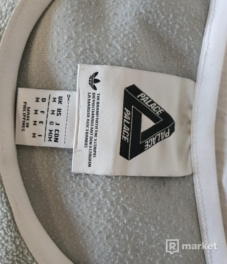 Palace x Adidas fleece mikina