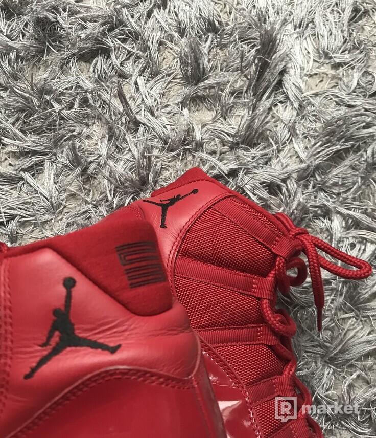 Jordan 11 Gym red us 11.5