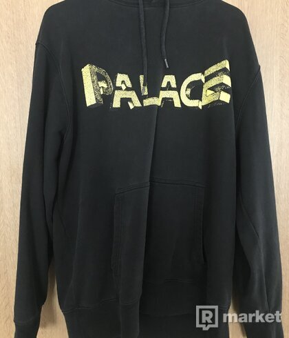 Palace 3D logo hoodie