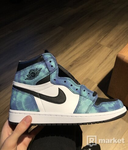 Air Jordan 1 high Tie Dye
