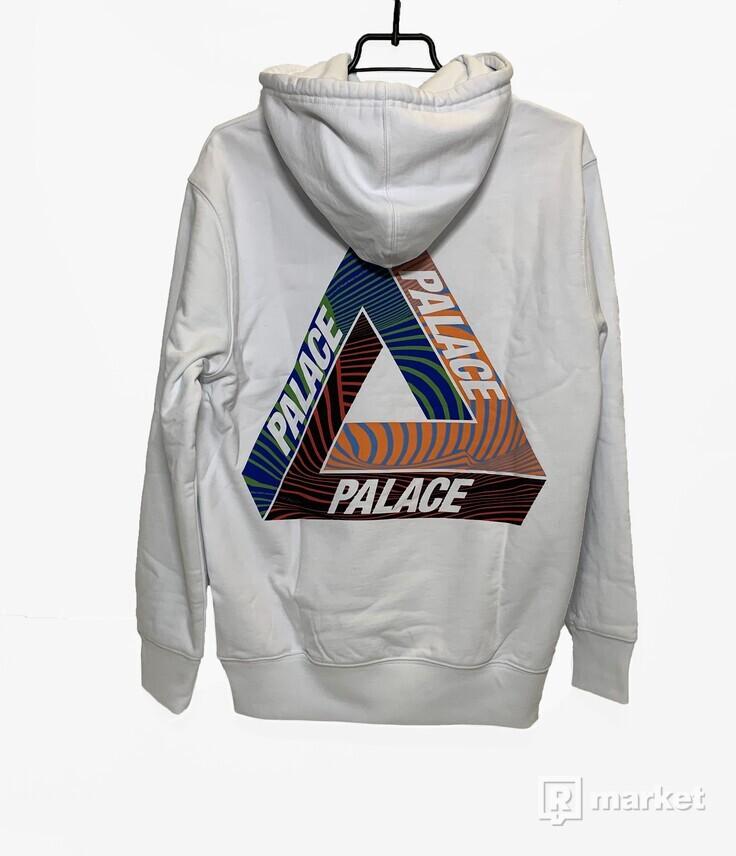 Palace JCDC2 Hoodie White