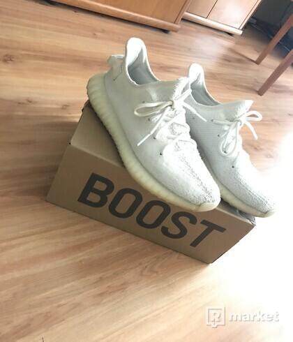 Yeezy 350v2 Cream White